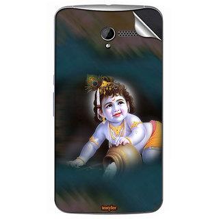 Instyler Mobile Skin Sticker For Motorola Xt1055 Moto X MSMOTOROLAXT1055MOTOXDS10088