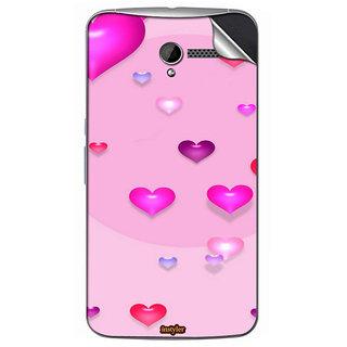 Instyler Mobile Skin Sticker For Motorola Xt1055 Moto X MSMOTOROLAXT1055MOTOXDS10132