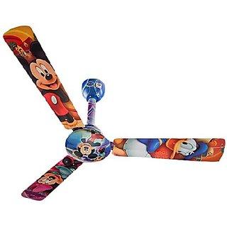 Bajaj Disney Mickey and Friends 72-Watt Ceiling Fan