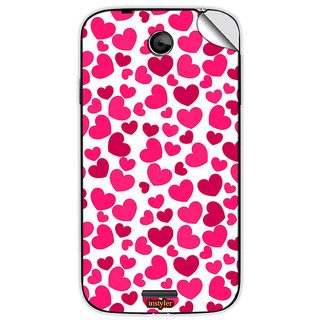 Instyler Mobile Skin Sticker For Coolpad 5310 MSCOOLPAD5310DS10116