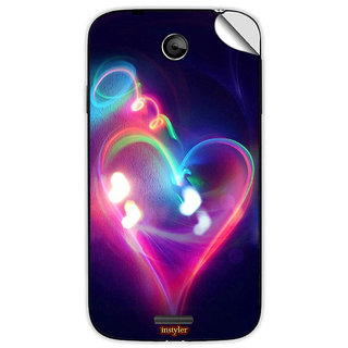 Instyler Mobile Skin Sticker For Coolpad 5310 MSCOOLPAD5310DS10118