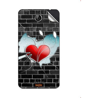 Instyler Mobile Skin Sticker For Coolpad 5311 MSCOOLPAD5311DS10108