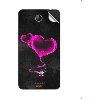 Instyler Mobile Skin Sticker For Coolpad 5311 MSCOOLPAD5311DS10109
