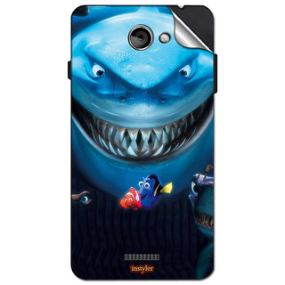 Instyler Mobile Skin Sticker For Coolpad 5872 MSCOOLPAD5872DS10054