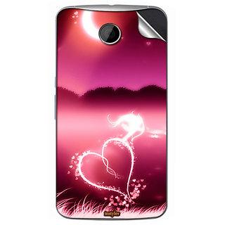 Instyler Mobile Skin Sticker For Motorola Xt1097 ( Moto X Gen 2)  MSMOTOROLAXT1097(MOTOXGEN2)DS10107