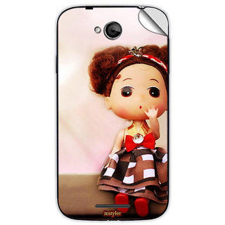 Instyler Mobile Skin Sticker For Coolpad 5315 MSCOOLPAD5315DS10062