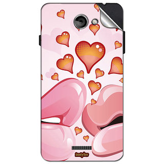 Instyler Mobile Skin Sticker For Coolpad 5872 MSCOOLPAD5872DS10113