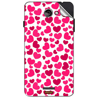 Instyler Mobile Skin Sticker For Coolpad 5891Q MSCOOLPAD5891QDS10116