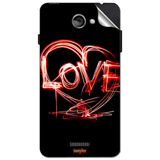 Instyler Mobile Skin Sticker For Coolpad 5891Q MSCOOLPAD5891QDS10121
