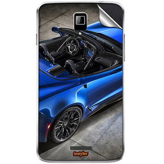Instyler Mobile Skin Sticker For Coolpad 7259 MSCOOLPAD7259DS10028