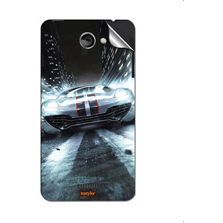 Instyler Mobile Skin Sticker For Coolpad 7275 MSCOOLPAD7275DS10038