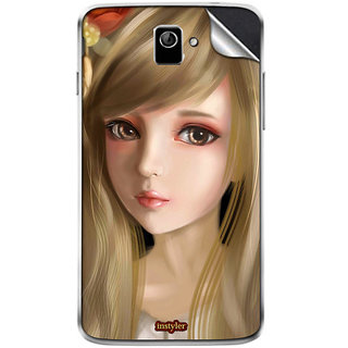 Instyler Mobile Skin Sticker For Coolpad 8198T MSCOOLPAD8198TDS10068