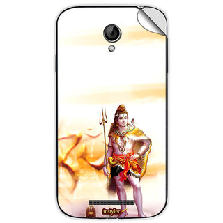 Instyler Mobile Skin Sticker For Coolpad 8702 MSCOOLPAD8702DS10091