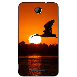 Instyler Mobile Skin Sticker For Coolpad 7251 MSCOOLPAD7251DS10015