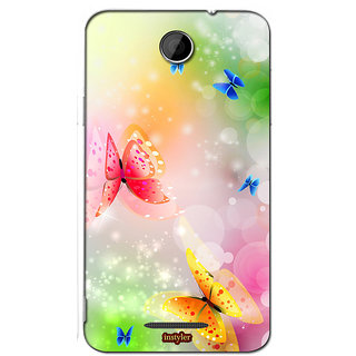 Instyler Mobile Skin Sticker For Coolpad 7251 MSCOOLPAD7251DS10042
