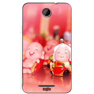 Instyler Mobile Skin Sticker For Coolpad 7251 MSCOOLPAD7251DS10064