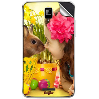 Instyler Mobile Skin Sticker For Coolpad 7259 MSCOOLPAD7259DS10067