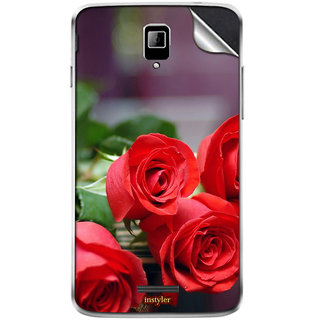 Instyler Mobile Skin Sticker For Coolpad 7259 MSCOOLPAD7259DS10081