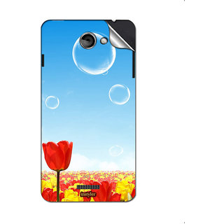 Instyler Mobile Skin Sticker For Coolpad 7275 MSCOOLPAD7275DS10079
