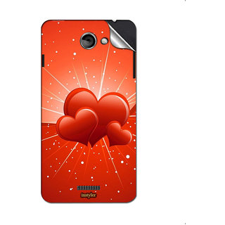 Instyler Mobile Skin Sticker For Coolpad 7275 MSCOOLPAD7275DS10117