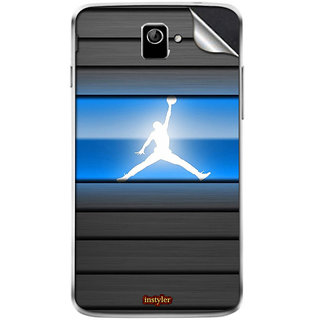 Instyler Mobile Skin Sticker For Coolpad 8198T MSCOOLPAD8198TDS10141