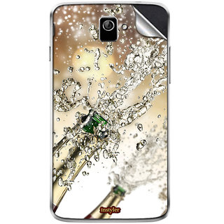 Instyler Mobile Skin Sticker For Coolpad 8198T MSCOOLPAD8198TDS10148