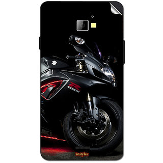 Instyler Mobile Skin Sticker For Coolpad 8715 MSCOOLPAD8715DS10030