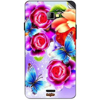 Instyler Mobile Skin Sticker For Coolpad 8715 MSCOOLPAD8715DS10077