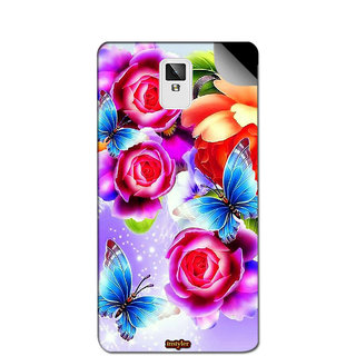 Instyler Mobile Skin Sticker For Coolpad 9190 MSCOOLPAD9190DS10077