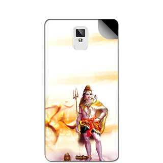 Instyler Mobile Skin Sticker For Coolpad 9190 MSCOOLPAD9190DS10091