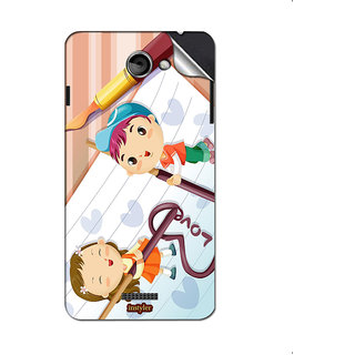 Instyler Mobile Skin Sticker For Coolpad 7275 MSCOOLPAD7275DS10129