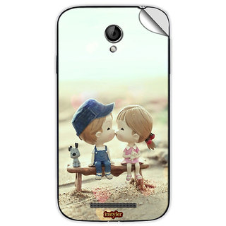 Instyler Mobile Skin Sticker For Coolpad 8702 MSCOOLPAD8702DS10074