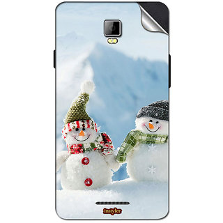 Instyler Mobile Skin Sticker For Coolpad 8705 MSCOOLPAD8705DS10048