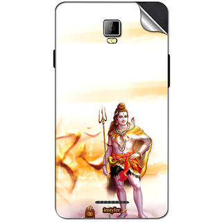 Instyler Mobile Skin Sticker For Coolpad 8705 MSCOOLPAD8705DS10091