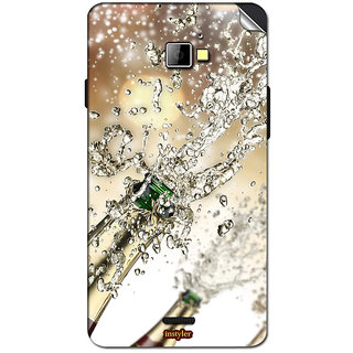 Instyler Mobile Skin Sticker For Coolpad 8715 MSCOOLPAD8715DS10148