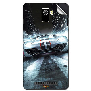 Instyler Mobile Skin Sticker For Coolpad Y60C-1 MSCOOLPADY60C-1DS10038