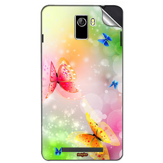Instyler Mobile Skin Sticker For Coolpad Y60C-1 MSCOOLPADY60C-1DS10042