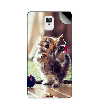 Instyler Mobile Skin Sticker For Coolpad 9190 MSCOOLPAD9190DS10018