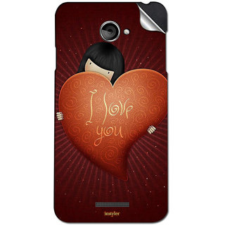 Instyler Mobile Skin Sticker For Coolpad Y1 4G Lte MSCOOLPADY14GLTEDS10127
