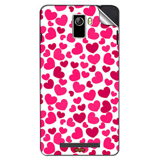 Instyler Mobile Skin Sticker For Coolpad Y60C-1 MSCOOLPADY60C-1DS10116