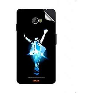 Instyler Mobile Skin Sticker For Coolpad K1 7620L MSCOOLPADK17620LDS10139