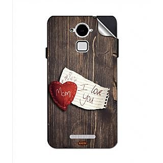 Instyler Mobile Skin Sticker For Coolpad Note 3 Lite MSCOOLPADNOTE3LITEDS10128