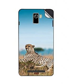 Instyler Mobile Skin Sticker For Coolpad Y60C-1 MSCOOLPADY60C-1DS10022