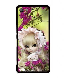 Instyler Digital Printed Back Cover For Sony Xperia M5 SONYM5DS1-10020
