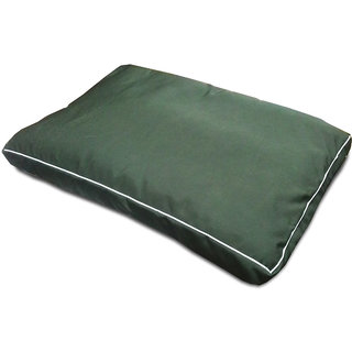 Dog Water repellent Bed Large Green