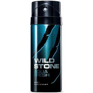 Wild Stone Aqua Fresh Mens Deodorant Spray 150ml