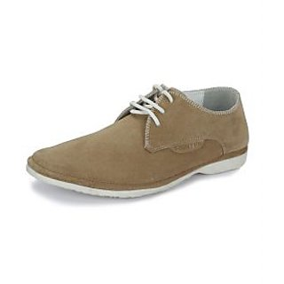 Fighter Men's Beige Casual Shoes