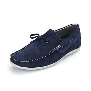 Fighter Men's Blue Stylish Loafers