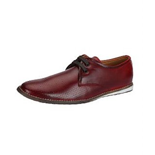 Lues Club Men's Red Casual Shoes
