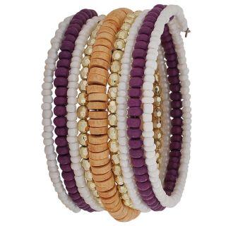 Maayra Fab Multicolour Trending Cocktail Adjustable Bracelet